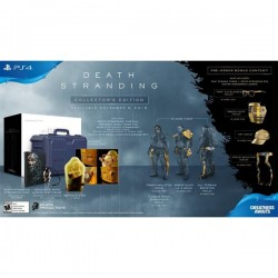 Đĩa game PS4 Death Stranding Collector Edition