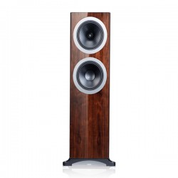 Loa Tannoy Definition DC10Ti High Gloss Dark Walnut (Chính Hãng)