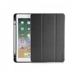 "Bao da Tomtoc Smart Cover Slim with Pen Holder for iPad 10.5"" (Chính Hãng)"