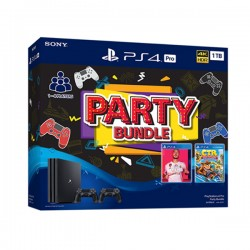 PlayStation 4 Pro CUH-7218B Party Bundle (Chính Hãng)
