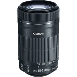 Canon EF-S 55-250mm F4-5.6 IS STM