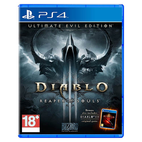 Đĩa game PS4 Diablo III: Reaper of Souls - Ultimate Evil Edition