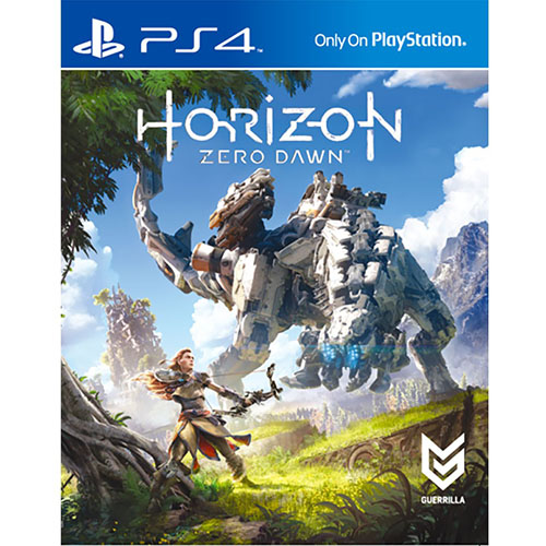 Đĩa game PS4 Horizon Zero Dawn