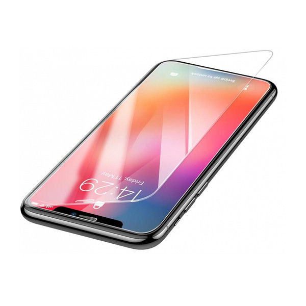 Dán chống vỡ Baseus 0.3mm Full-glass Film For iPhone XS Max-ES02-1