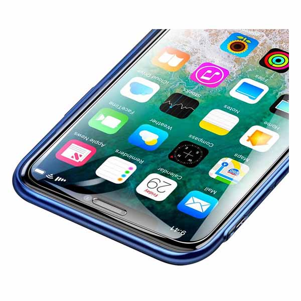 Dán chống vỡ Baseus 0.3mm Full-glass Film For iPhone XS Max-ES02-3