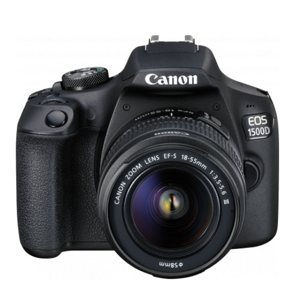 Canon EOS 1500D + EF 18-55mm IS II | Mới 99% | BH 11/2020