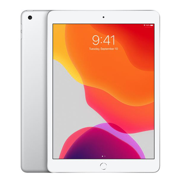 iPad 10.2 inch Wifi 128GB (2019) Silver