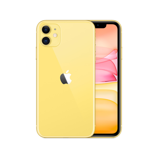 iPhone 11 256GB 2 SIM Yellow