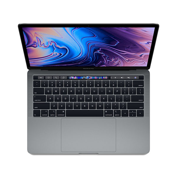 "MacBook Pro 2019 - MUHN2 Touch Bar (13""/corei5/1.4GHz/RAM 8GB/SSD 128GB) Space Gray-1"